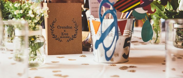 ever crendon table decorations